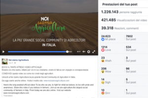 pubblicità in agricoltura