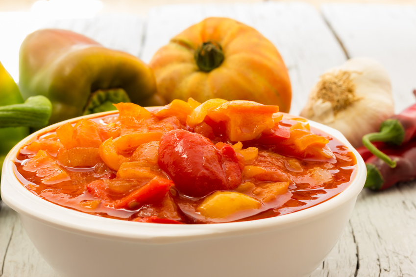 ricetta peperonata siciliana