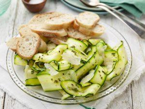 zucchine in carpione ricetta