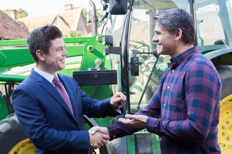 documenti necessari per acquistare una macchina agricola