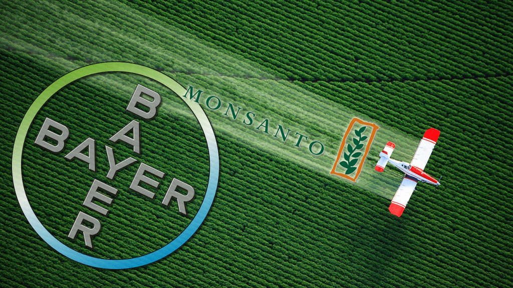 Fusione Bayer e Monsanto