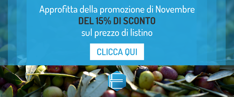 produzione olio di oliva 2018