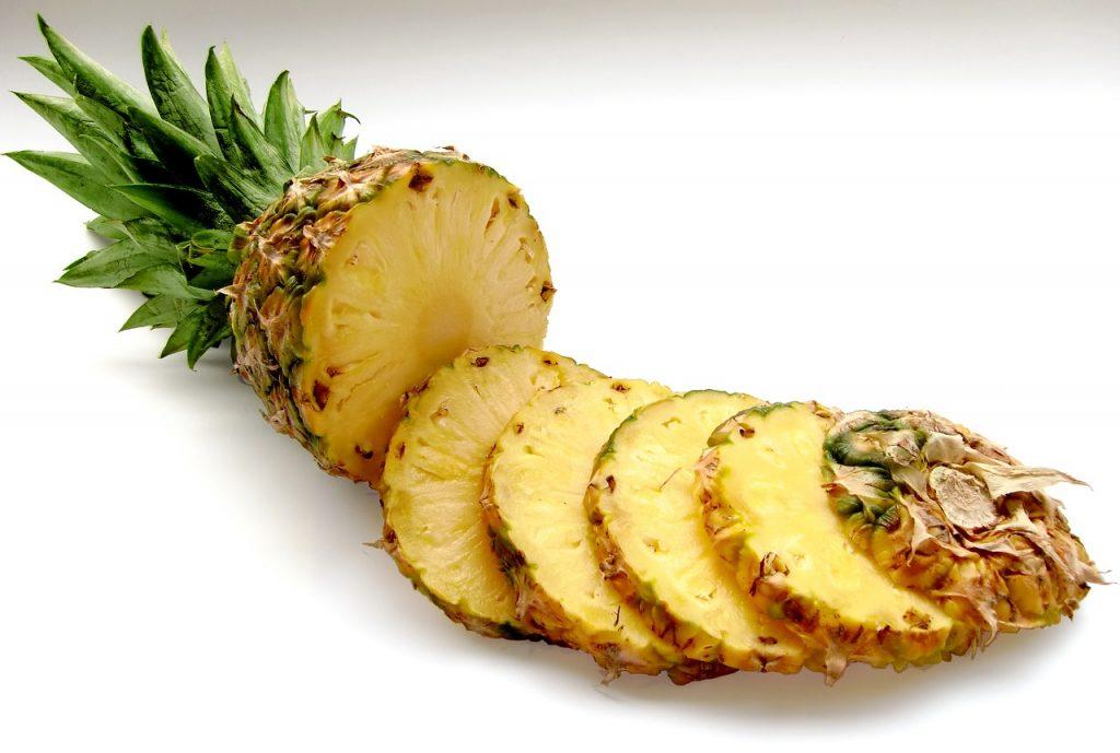 ananas un frutto energetico