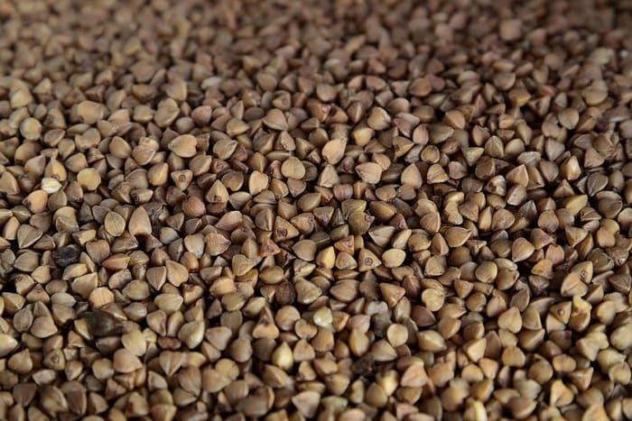 chicchi grano saraceno