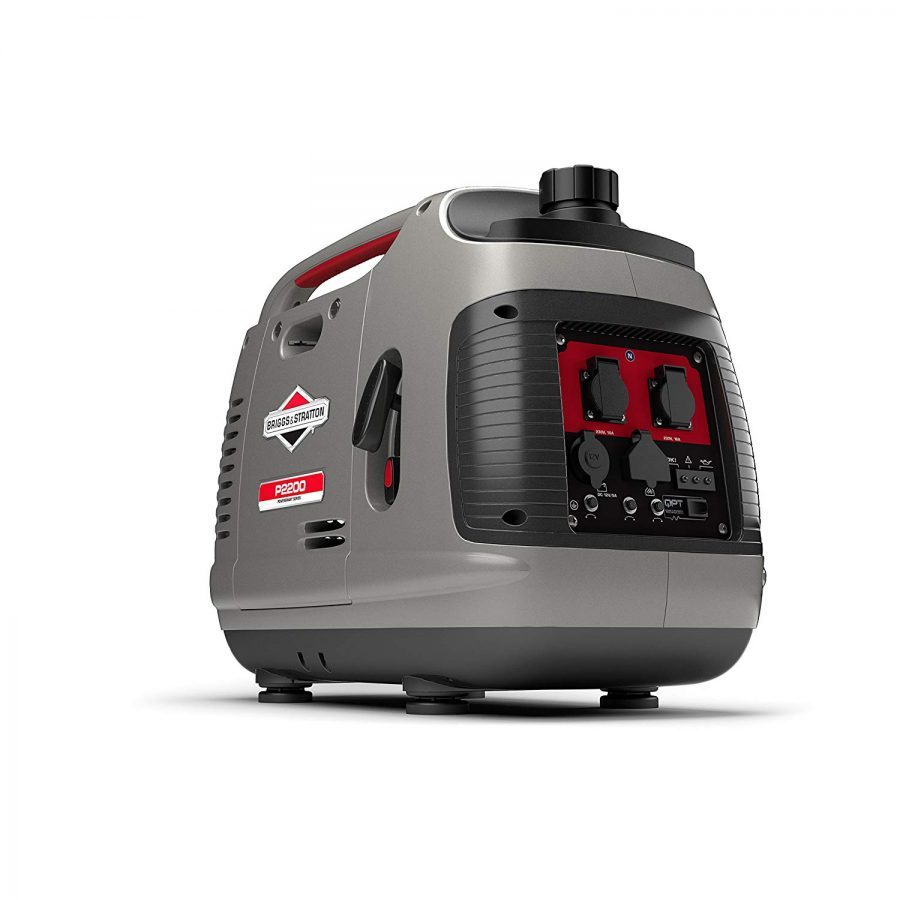 Generatore di corrente Briggs and Stratton PowerSmart P2200