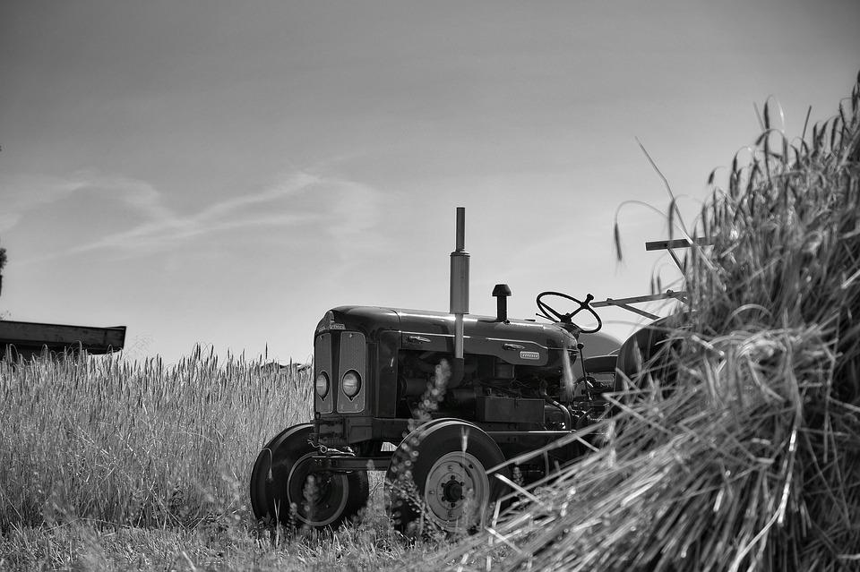 patente per il trattore e altre macchine agricole
