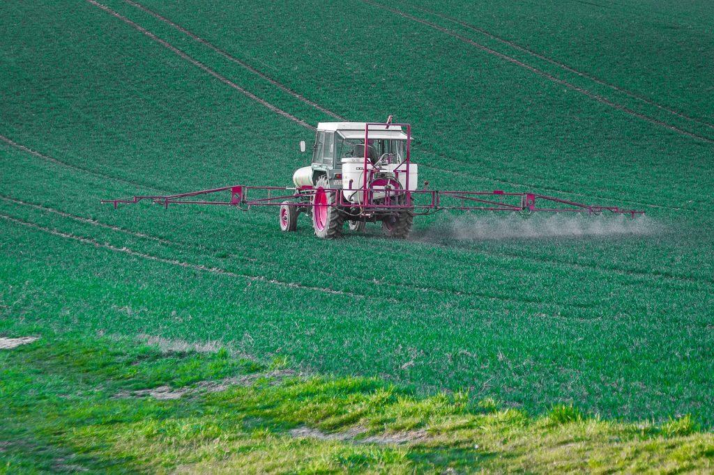 glifosato in agricoltura