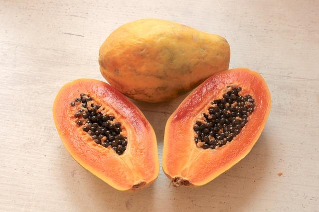 frutti di papaya