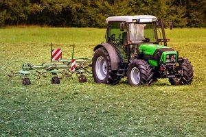 trattore agricolo immatricolato