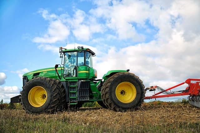 trattore per uso privato