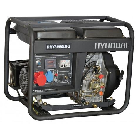 Generatore di corrente trifase hyundai