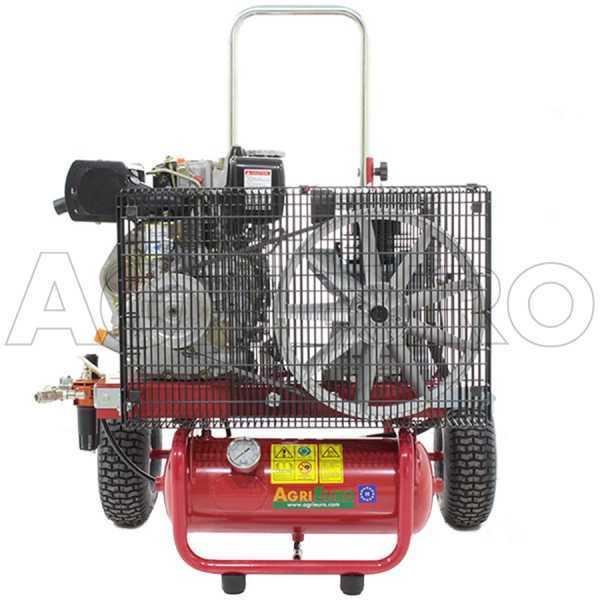 motocompressore trazionato fascia bassa
